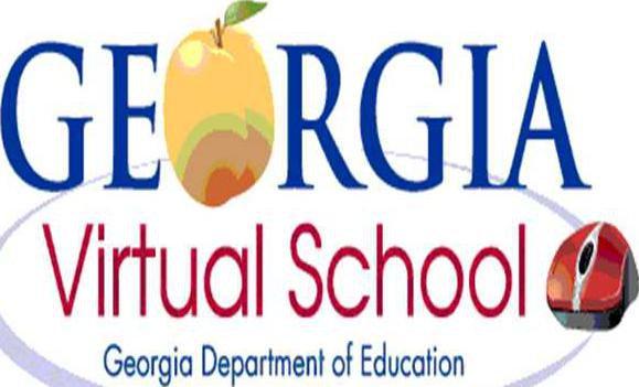 Georgia virtual school logo