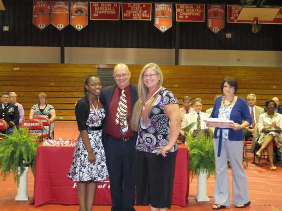 Presidents Education Excellence Award Seniors