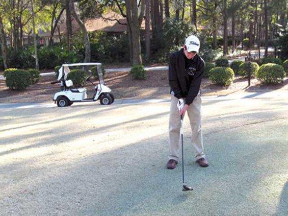 RH golf