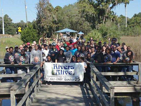 Riceboro Creek Rivers Aliveweb