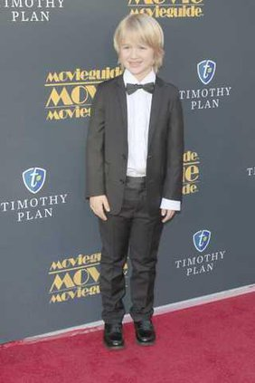 USEMovieGuide awards was an incredible experience for young actor Bobby Batson