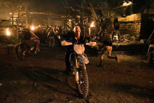 XXX Return of Xander Cage