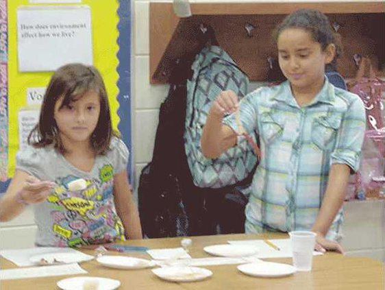 Yelitza--Abby--from-Mrs.-Walkers-Class-completing-Science-experiment