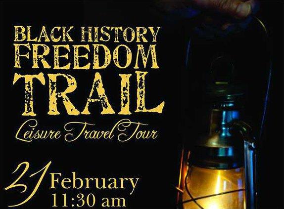 black history trail tour