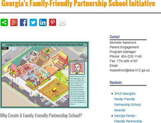family friendly school