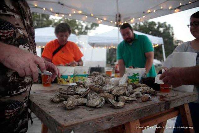 oyster roast 1