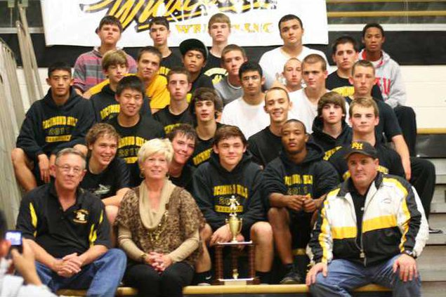 sports rhhs wrasslers