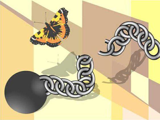 250814 chain and butterfly