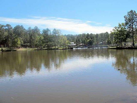 4-acre lake