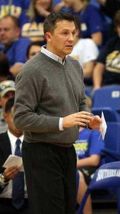 Andy Sharpe coaching