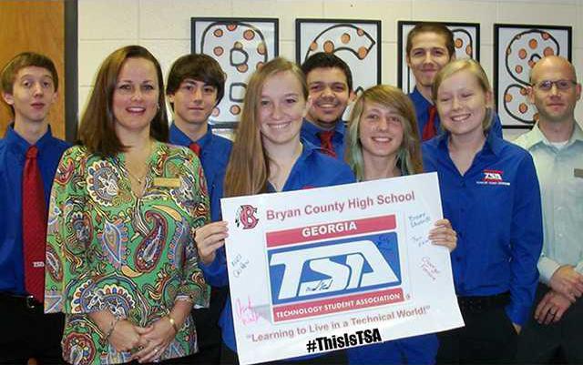 BCHS GA TSA week