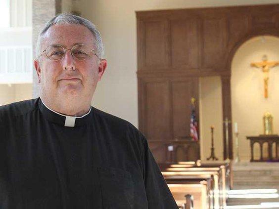 Father Joseph Smith Photo by Evelyn Fallon