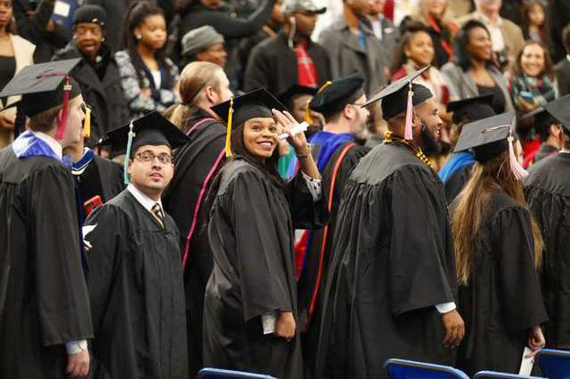 GSU graduation1