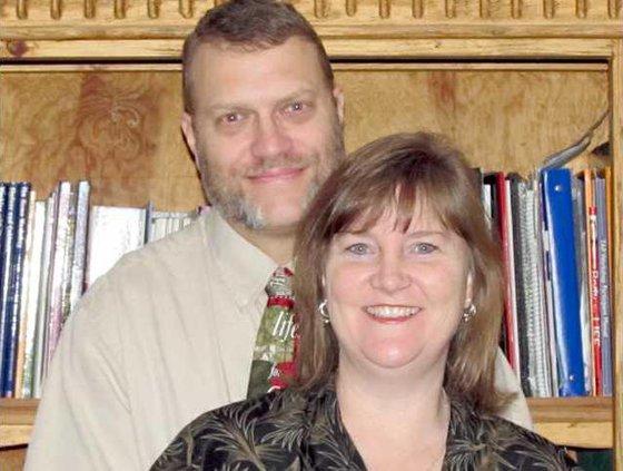 Pastor John  Tonia Hubbard