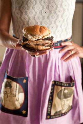 The Kings Belly Sandwich