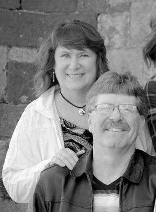 Tom and Jane Seaman. Photo provided.