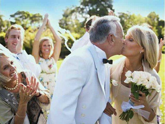older marriage
