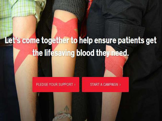 sleeves up campaign