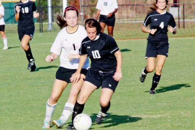 sports girls soccer goolsby