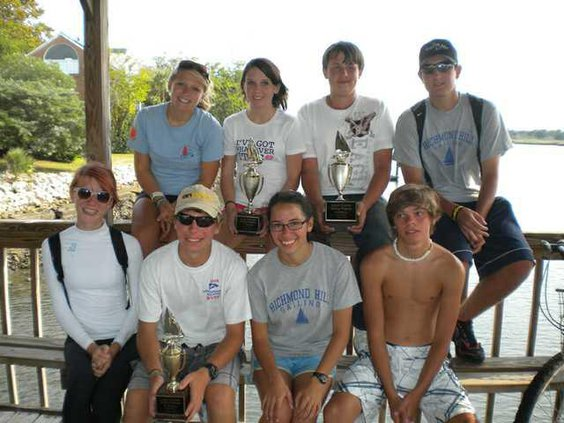 web sailing team