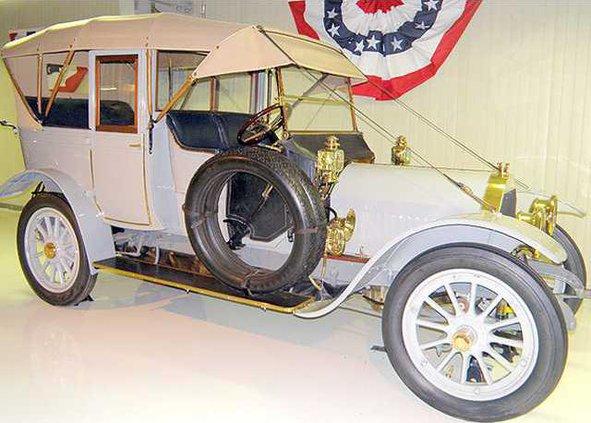 1912 Crane
