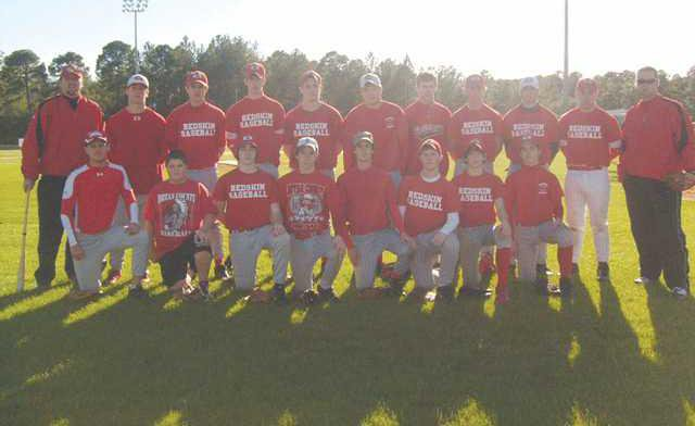 BCHS-baseball-team
