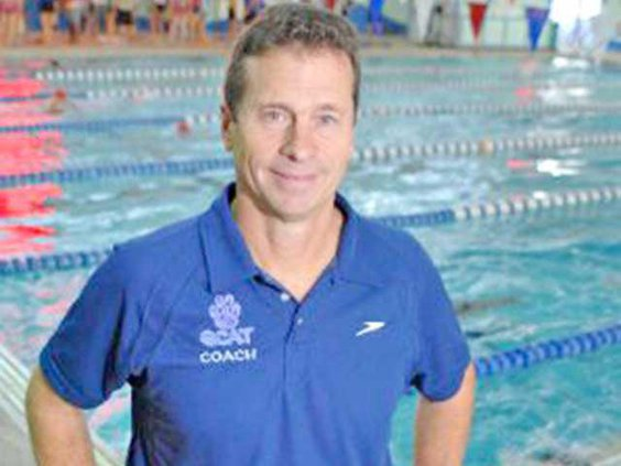 Coach Bill former Olympic medalist re-found his passion for swimming and began coaching in the area in the 90s. Since then he has had a hand i