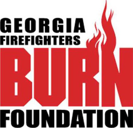 GA firefighters burn foundation logo