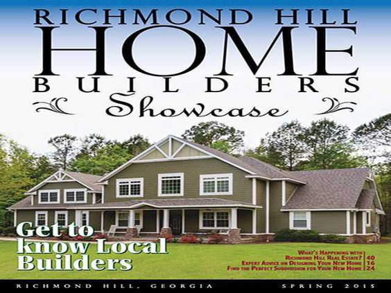 Home Builders Showcase cover