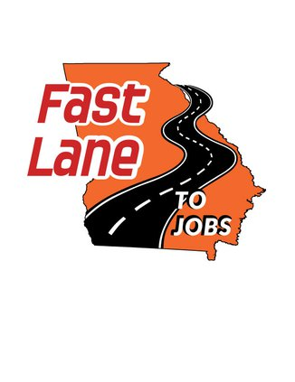 Fast Lane to Jobs logo