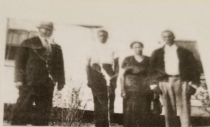 Dembo Byrd family