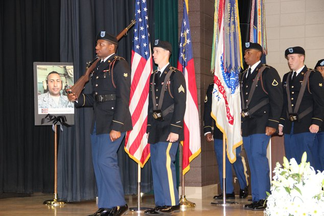 Memorial PR National Guardsmen