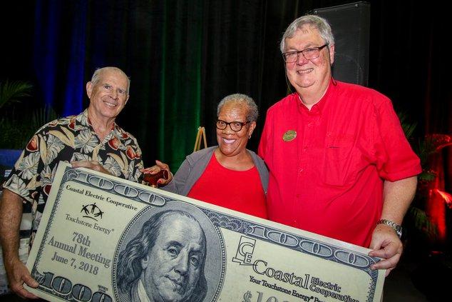 Coastal Electric grand prize