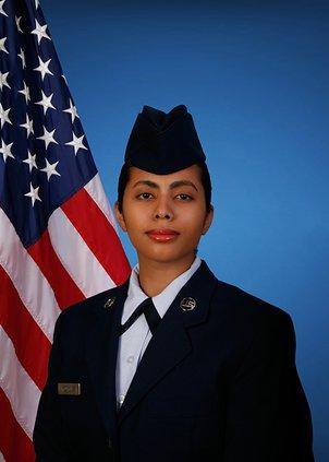 Airman Breanna J. Rodriguez