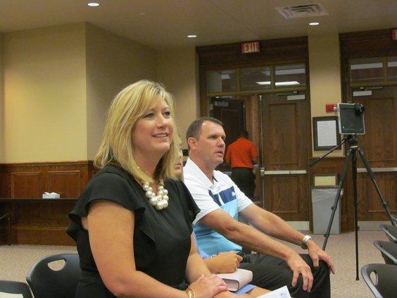 Wingate named principal at Taylors Creek