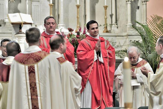 new priest
