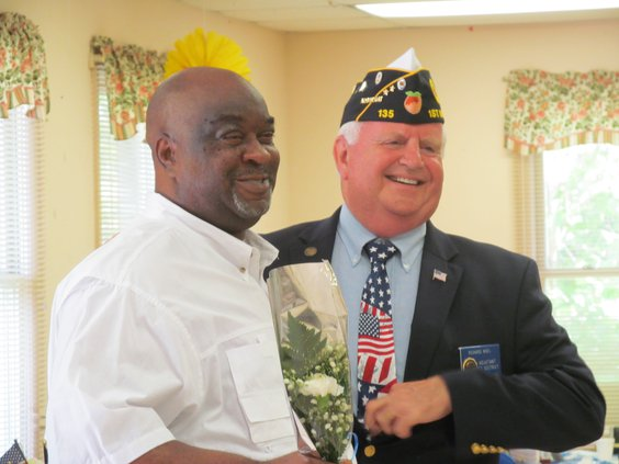 Seniors celebrate Independence Day early