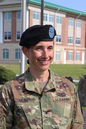 Col. Michelle Munroe -MEDDAC