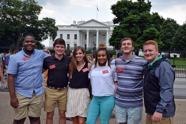 Washington youth tour