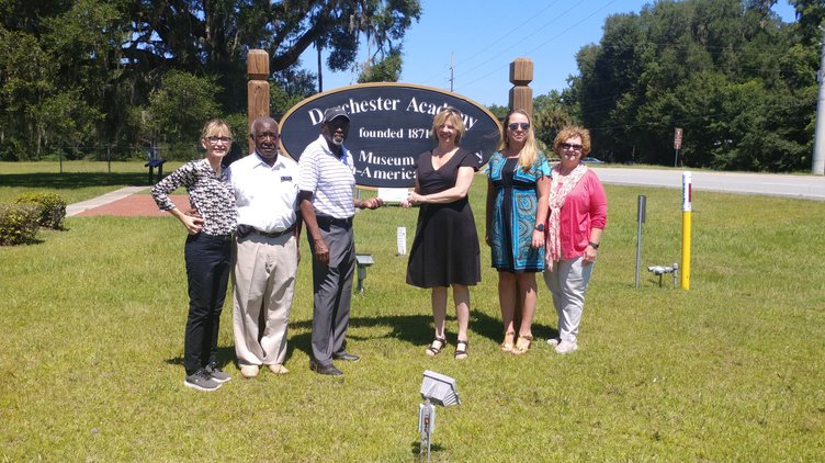 Tourism officials visit Dorchester Academy