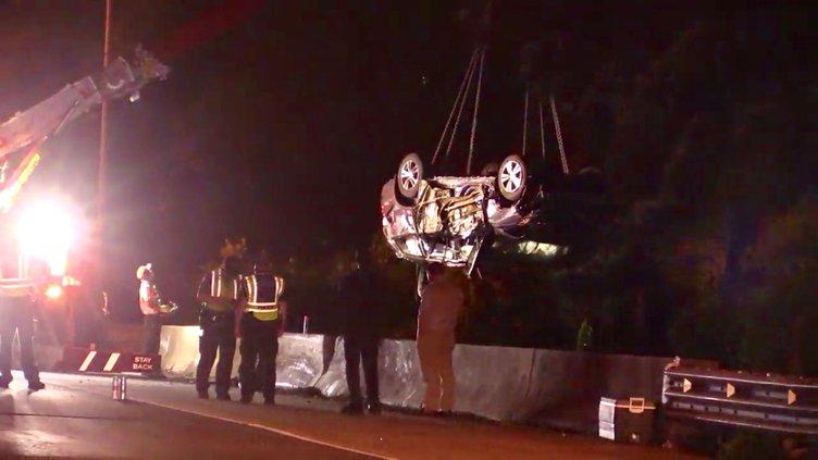 car crash 2 Richmond Hill