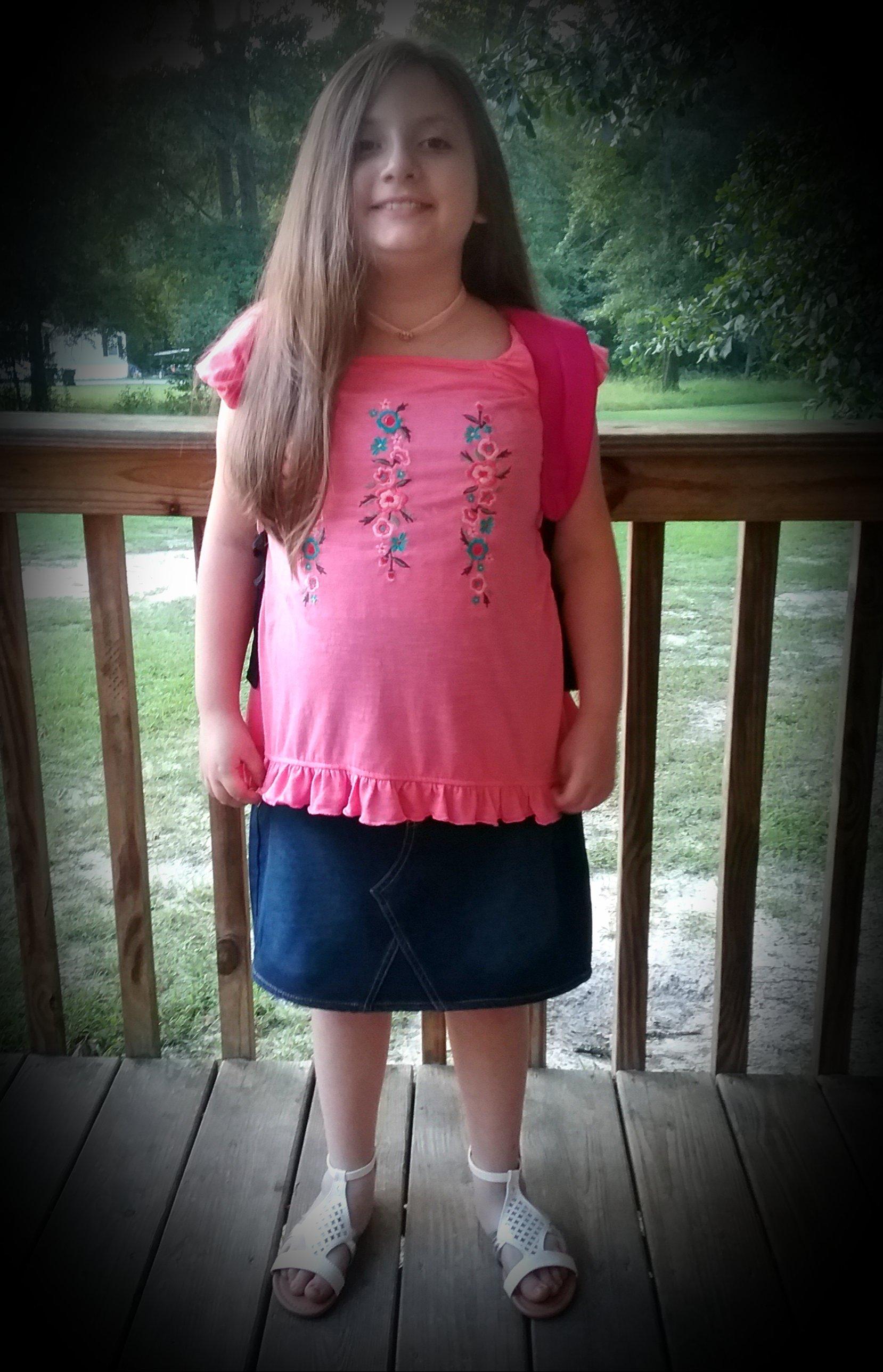 Madisyn, 2nd grade Lanier.