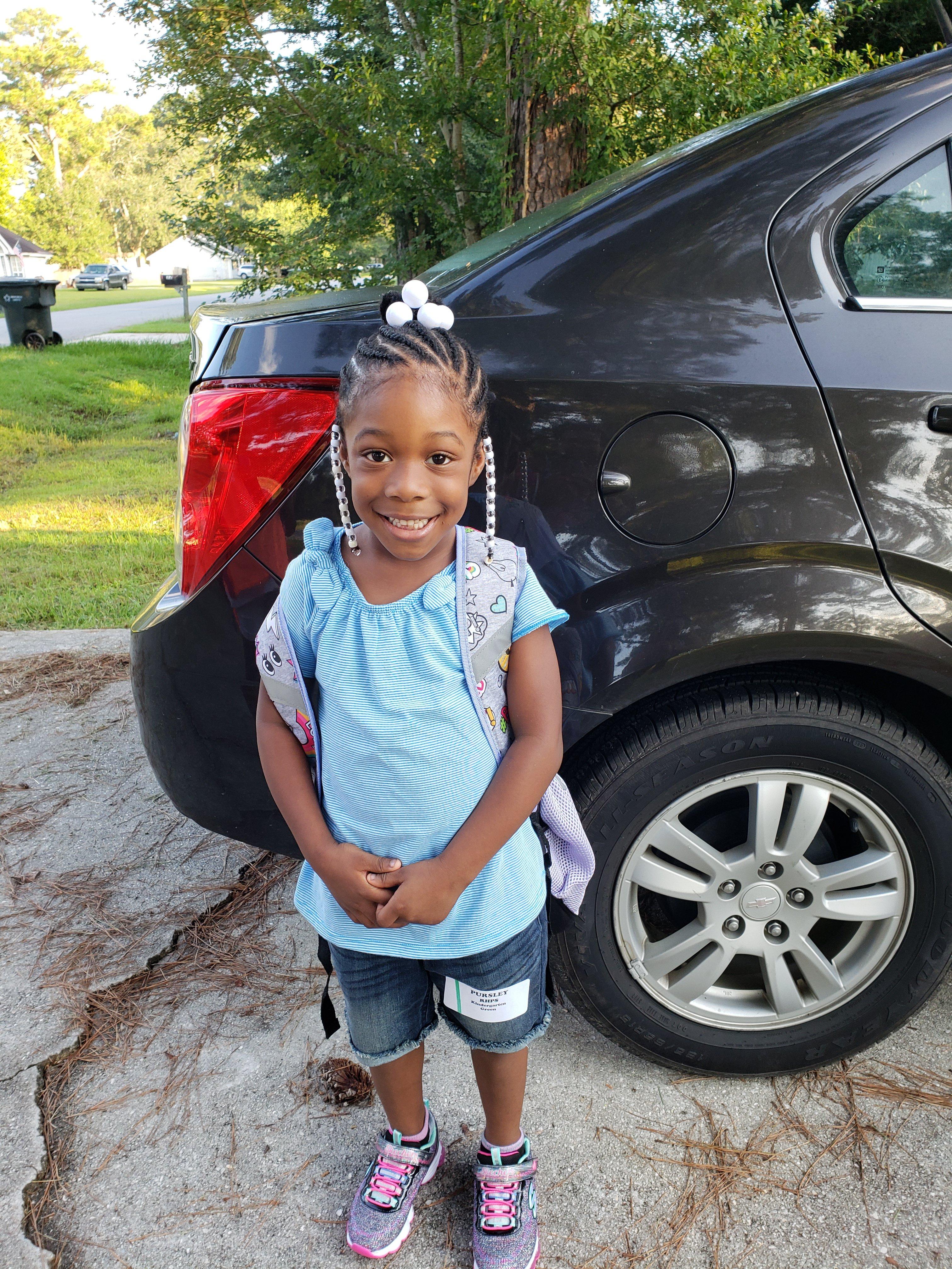 Sarai Jones RHPS kindergarten