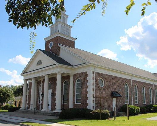 Hinesville First United Methodist Church
