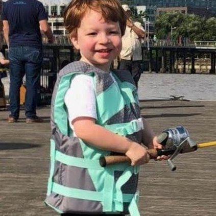 Fisherman column  kid