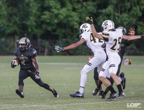 Panther football 1