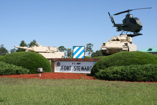 ft. stewart file photo