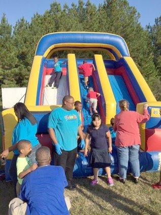 family fun day- hinesville