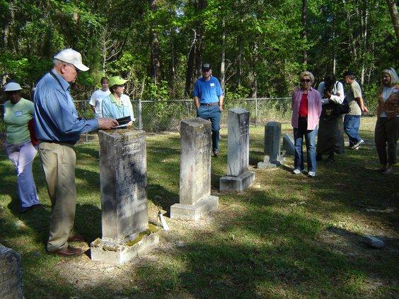 Fort Stewart Cemetery Tour