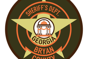 Bryan County Sheriff's Office logo